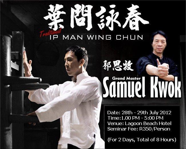Where can i learn wing chun kung fu